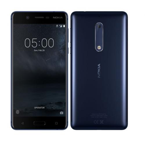 Nokia 5 Single SIM modrý (11ND1L01A08)