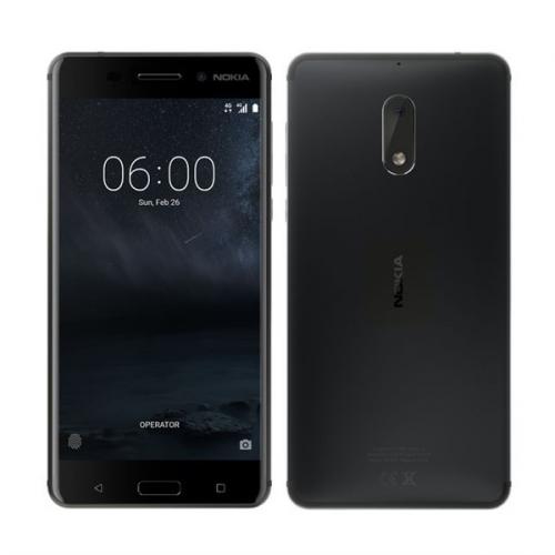 Nokia 6 Dual SIM černý (11PLEB01A11)