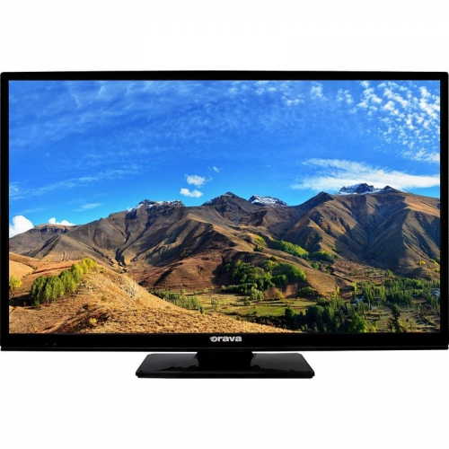 Televize Orava LT-830 černá