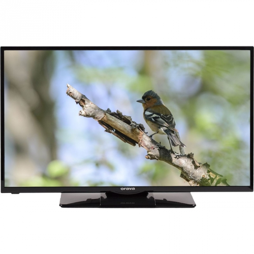Televize Orava LT-1017 černá
