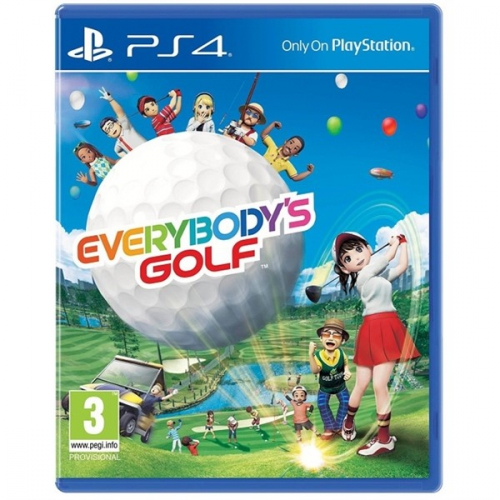 Sony PlayStation 4 Everybody's Golf
