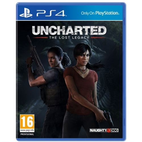 Sony Uncharted: The Lost Legacy