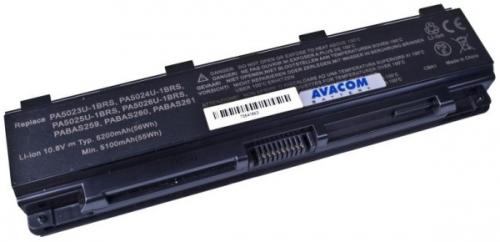 Avacom pro Toshiba Satellite L850 Li-Ion 10,8V 5200mAh