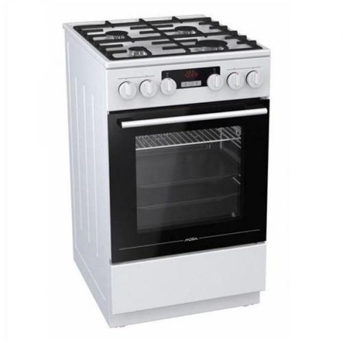 Kombinovaný sporák Mora Premium K 878 AW bílý + DOPRAVA ZDARMA Mora 8590371054983