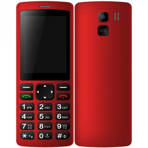 CPA Halo PLUS červený + dárek (TELMY1017RE)