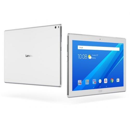 """Lenovo TAB4 10"""" PLUS Wi-Fi bílý + dárek (ZA2M0003CZ)"""