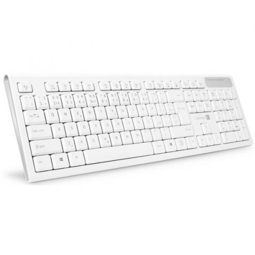 Klávesnice Connect IT CKB-3010-CS, CZ/SK bílá