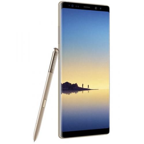 Samsung Galaxy Note8 zlatý + dárek (SM-N950FZDDETL)