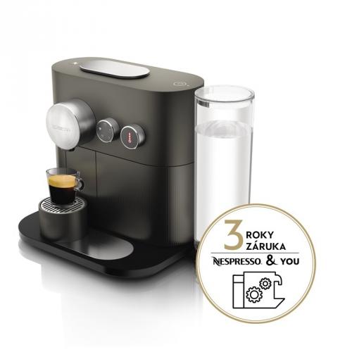 Espresso DeLonghi Nespresso EN350.G šedé + DOPRAVA ZDARMA