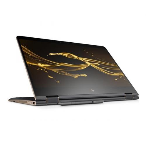 HP Spectre 15 x360-bl102nc šedý + dárek