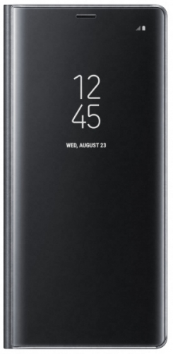 Samsung Clear View pro Galaxy Note 8 - orchid gray