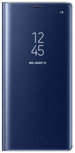 Samsung Clear View pro Galaxy Note 8 modré