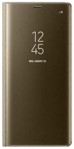 Samsung Clear View pro Galaxy Note 8 zlaté