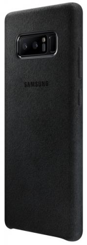 Samsung Alcantara pro Galaxy Note 8 černý
