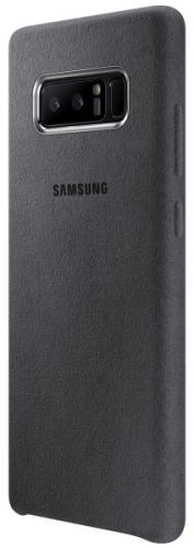 Samsung Alcantara pro Galaxy Note 8 šedý