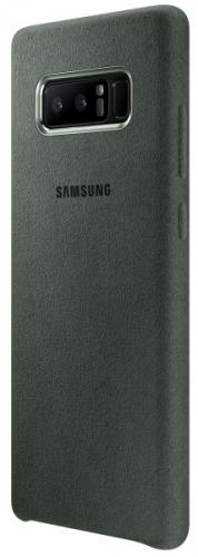 Samsung Alcantara pro Galaxy Note 8 khaki