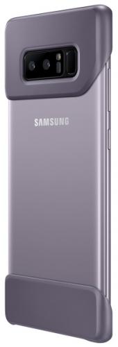 Fotografie Samsung 2 dílný pro Galaxy Note 8 - orchid gray