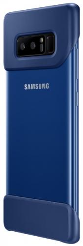 Fotografie Samsung 2 dílný pro Galaxy Note 8 modrý (EF-MN950CNEGWW)