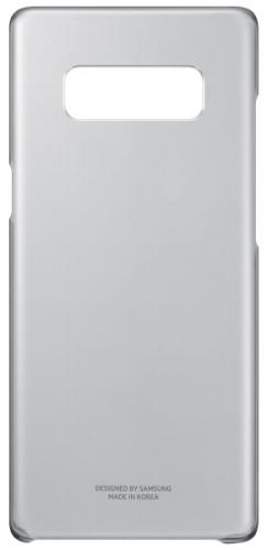Fotografie Samsung Clear Cover pro Galaxy Note 8 (EF-QN950C) černý (EF-QN950CBEGWW)