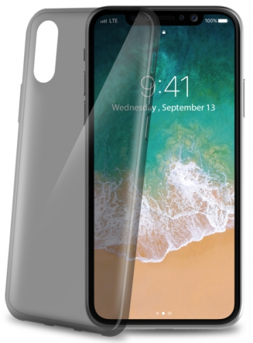 Celly Ultrathin pro Apple iPhone X/Xs černý (THIN900BK)