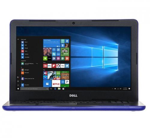 Dell Inspiron 15 5000 (5567) modrý + dárek (N-5567-N2-517B)