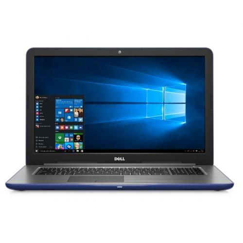 Dell Inspiron 17 5000 (5767) modrý + dárek