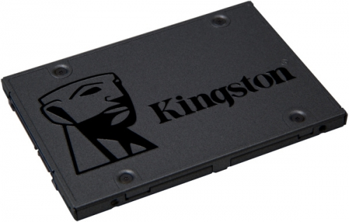 Kingston A400 120GB šedý