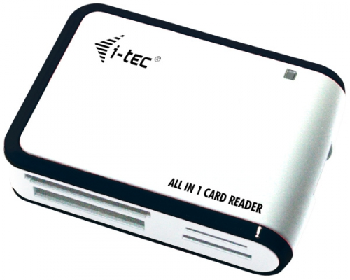 i-tec All in One USB 2.0 bílá (USBALL3-W)