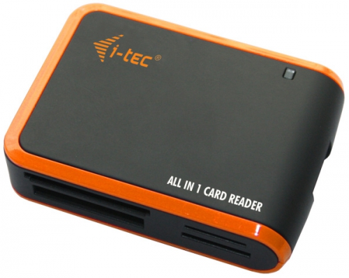 i-tec All in One USB 2.0 černá (USBALL3-B)