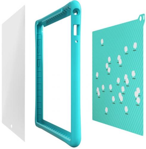 Pouzdro na tablet Lenovo Kids Case pro TAB4 8 Plus modré