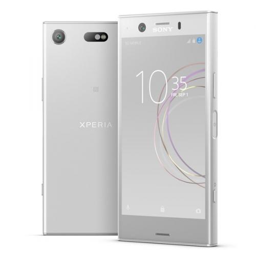 Sony Xperia XZ1 Compact (G8441) stříbrný + dárek (1310-7088)