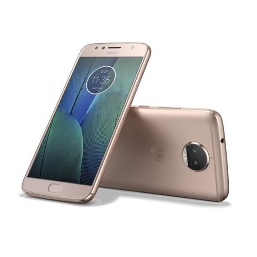 Motorola Moto G5s Plus Dual SIM zlatý (PA6V0099CZ)