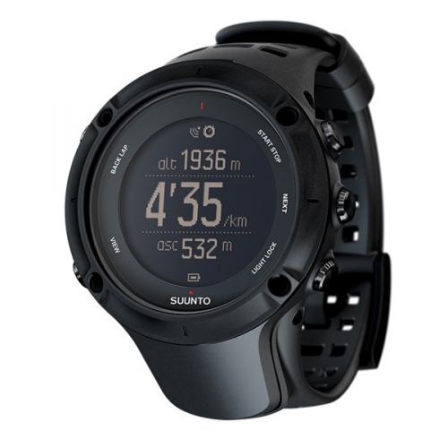 GPS hodinky Suunto Ambit3 Peak Black