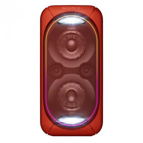 Party reproduktor Sony GTK-XB60R červený