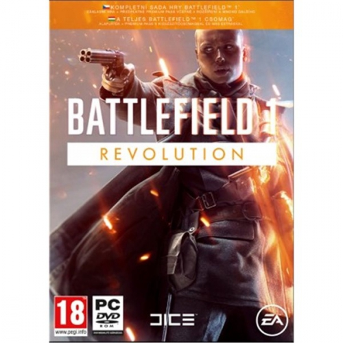 Fotografie EA PC Battlefield 1 Revolution (5030939122424)