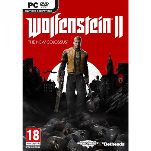 Fotografie Bethesda PC Wolfenstein II The New Colossus
