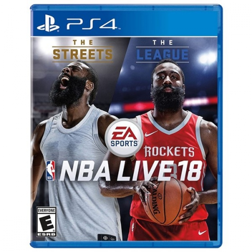 EA PlayStation 4 NBA LIVE 18 (5035225116880)