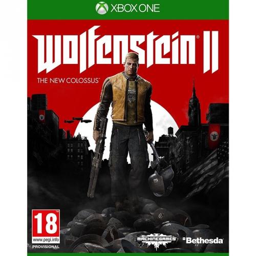 Bethesda Xbox One Wolfenstein II The New Colossus