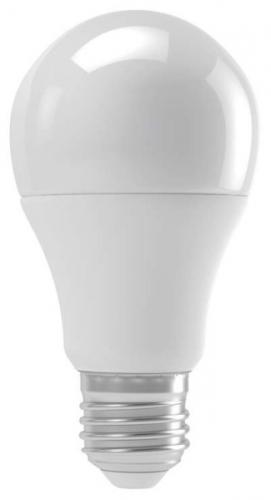Žárovka LED EMOS klasik, 9W, E27, teplá bílá