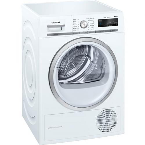 Siemens WT45W550BY bílá