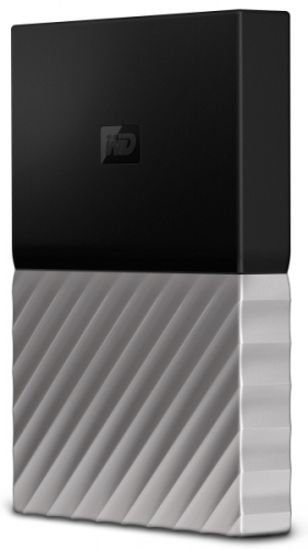 Western Digital My Passport Ultra 1TB černý/šedý