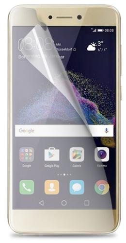 Celly Perfetto pro Huawei P8/P9 Lite (2017), 2ks průhledná