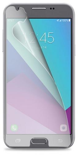 Celly Perfetto pro Samsung Galaxy J3 (2017), 2ks průhledná