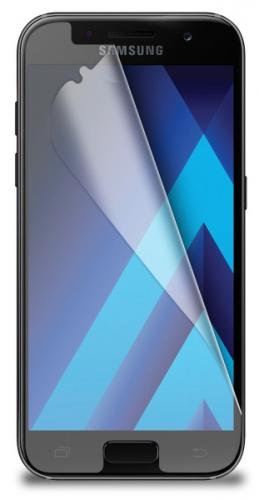 Celly Perfetto pro Samsung Galaxy A3 (2017), 2ks průhledná