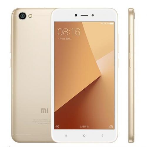Xiaomi Redmi Note 5A CZ LTE Dual SIM zlatý