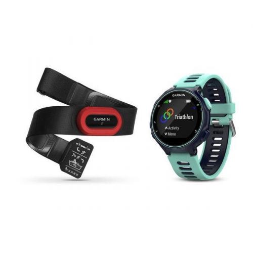 Hodiny Garmin Forerunner 735XT HR Run2 modré