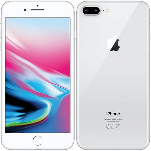Mobilní telefon Apple iPhone 8 Plus 64 GB - Silver + dárek