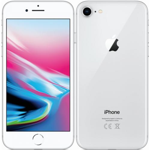 Mobilní telefon Apple iPhone 8 64 GB - Silver + dárek + DOPRAVA ZDARMA