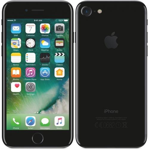 Apple iPhone 7 32 GB - Jet Black + dárek