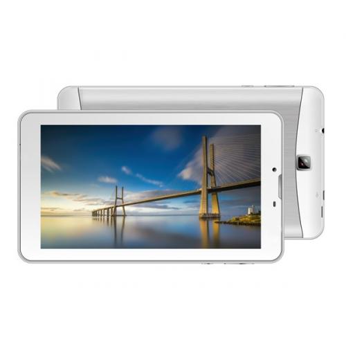 iGET SMART G71 stříbrný/bílý + dárek